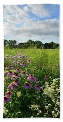 Afternoon In Moraine Hills State Park Hand Towel