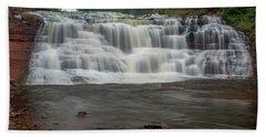 Agate Falls Hand Towel