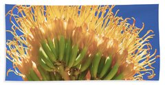Agave Bloom Bath Towel