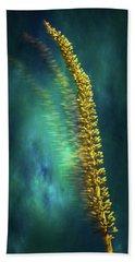 Agave Stalk Bath Towel by Robert FERD Frank