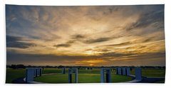 Aggie Bonfire Memorial Hand Towel