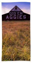 Aggie Land Hand Towel