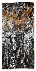 Bath Towel featuring the photograph Agony And Ecstasy by Lynda Lehmann