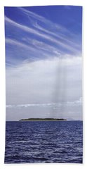 Ahoy Bounty Island Resort Bath Towel