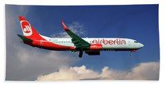 Air Berlin Boeing 737-800 Hand Towel