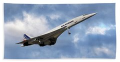 Air France Concorde 118 Hand Towel