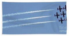 Air Show 9 Hand Towel