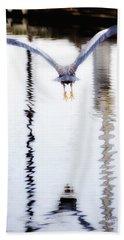 Airborne Bath Towel