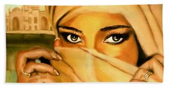 Al-andalus-3 Hand Towel
