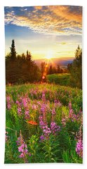 Alaska Field Bath Towel