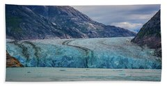 Alaska Glacier Bath Towel
