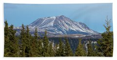 Alaska Range Hand Towel
