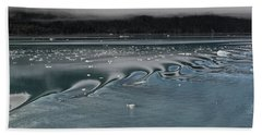Alaskan Sea Scape Two Hand Towel