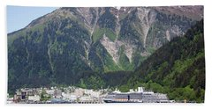 Alaskan Capital Hand Towel