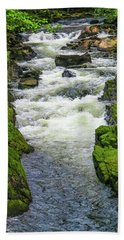 Alaskan Creek Bath Towel