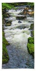 Alaskan Creek Hand Towel
