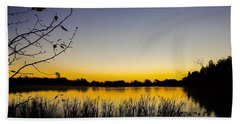 Alberta Sunrise Bath Towel