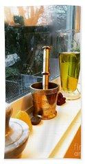 Alchemy And Oils Bath Towel