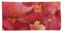 Alcohol Ink - 02 Hand Towel
