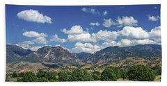 Aldo Leopold Wilderness, New Mexico Bath Towel