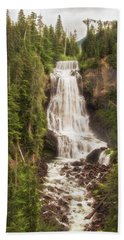 Alexander Falls Bath Towel