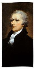 Alexander Hamilton Hand Towel