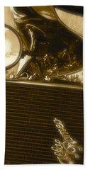Alfa Romeo Front Grille Detail Phone Case Bath Towel