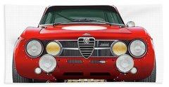 Alfa Romeo Gtam  Hand Towel