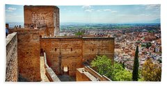 Alhambra Tower Hand Towel