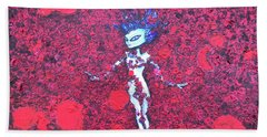 Alien Beauty Hand Towel