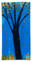All Fall Down Hand Towel