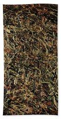 All That Glitters Hand Towel by Carolyn Repka
