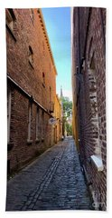 Alleyway Bath Towel