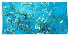 Almond Blossom Hand Towel