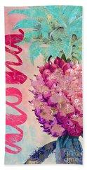 Aloha Pineapple Bath Towel