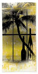 Bath Towel featuring the photograph Aloha,from The Island by Athala Carole Bruckner