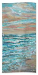 Along The Shore Hand Towel