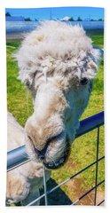 Alpaca Yeah Hand Towel