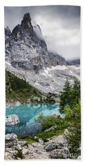 Alpine Lake Hand Towel