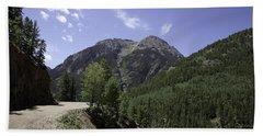 Alpine Loop Trail Hand Towel