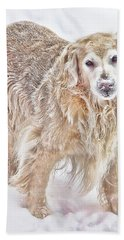 Bath Towel featuring the photograph Always by Rhonda McDougall