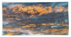 Clouds Of A Different Color Bath Towel