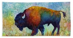 American Buffalo 5 Bath Towel