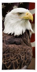 American Freedom Hand Towel