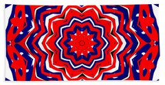 Kaleidoscope 5555 Hand Towel
