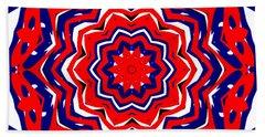 Kaleidoscope 5555 Bath Towel