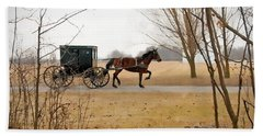 Amish Dream 1 Bath Towel