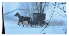 Amish Dreamscape Hand Towel