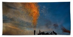 Amish Fireworks Hand Towel