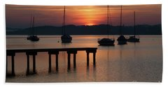 Ammersee, Germany Bath Towel
